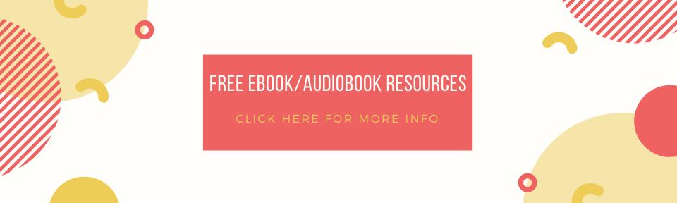 Free eBook/Audiobook Resources